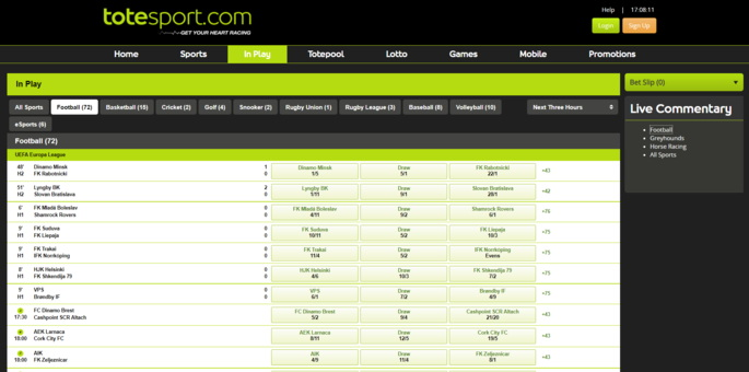Totesport mobile bettingworld best signals for binary options trading