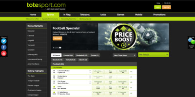 Totesport 2021 Sportsbook Review